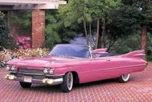 Pink Cadillac / by Roxanne Varey