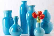 collections of turquoise/aqua / by Kathy Piazza