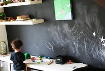 Future room ideas (for the little one) / by Karine Lalonde