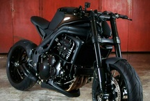 Custom Bikes / by Mr Gruff