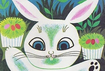 Easter's on its Way / Easter art, vintage cards / postcards, modern cards, books, vintage magazine covers, etc...  / by dachweiler