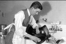 Men Doing Housework / by Uxorious Husband