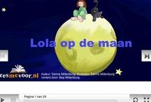 Online prentenboeken voor peuters en kleuters / by Leesmevoor.nl