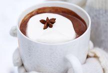 ♥ Hot chocolate / by Anne-Marije