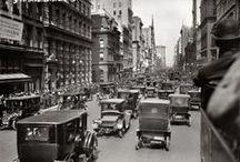 New York City History / by Debbie Archibald