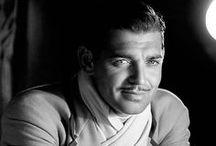 Clark Gable / by Debbie Archibald