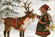 Noël / Décors et Ambiances  / by Dany Gasse