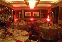 Holiday Parties / Holiday parties are available any day of the week. If you would like to reserve space please call 619.234.5200 / by University Club San Diego