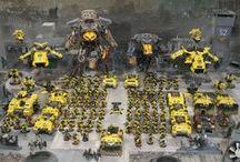 Warhammer 40k Models / by UCLFDU