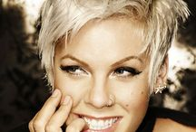 P!NK / Favorite Singer P!NK / by Cherie Peacock
