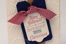 Holiday Mini Stampin' Up 2013 / Aug 2013-Jan 2014 / by Birgit Johnson