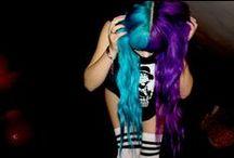 Hair / by Ava Griffiths