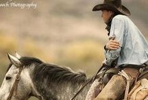 American Cowboy / Cowboy; it's not just a name, it's an attitude and a way of life.... / by Cowboy