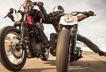 Cafe Revolution / by River Road Motorcycle Gear