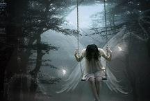 Faerie, Nature Spirits, Elementals / by Pamela M