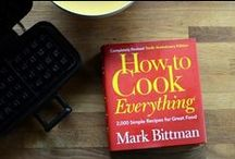How to Cook Everything | Mark Bittman / The award-winning How to Cook Everything series by Mark Bittman / by Houghton Mifflin Harcourt Cookbooks