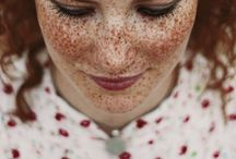 Freckles / by Bree