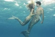 Most Beautiful Mermaids & Sexy Mermen / by Shanna Henry