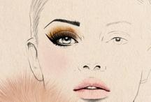 Fashion illustration / by Manoa Noa