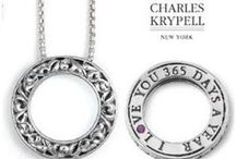 Charles Krypell / It's not surprising that Charles Krypell was a sculptor before  he became an internationally renowned jewelry designer. Looking at his exquisite, perfectly balanced jewelry, it's clear that one artistic craft flows seamlessly into the other.  / by Baxter's Fine Jewelry