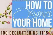 Ideas para limpiar la casa / by Ross Vera