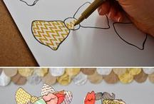 DIY projects to try / Lets get Crafty!!!! :D  / by lucia