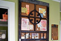 DIY FURNITURE PROJECTS / by Cheryl Beasley