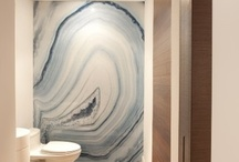 Natural Stone in Bathrooms / by Domus Surfaces