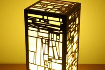 Laser - Cut / Laser cut and CNC cut projects and inspirations / by Mark Foxworth