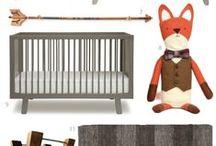 nursery ideas / by Aurelia Rabe