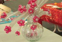 Balloon Centerpieces / by Feestfeest