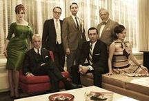 Mad Men.......... / Mad Men had me from the very first episode. It's great entertainment. The show is shot in the sixties era and I loved the clothes and the hair styles during that time. / by Autry Cammack