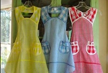 Aprons  / by Oh Sew Worth It!