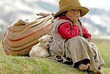 Jeanne's Love Of Children / by Jeanne Lange