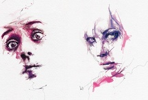 Drawings, Designs... / by Júlia Mikos