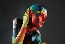 Body Paint / by Emmit Penny