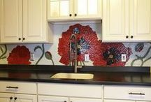 Kitchen Tile Ideas! / by Stearns Design Build