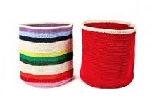 Bolsos crochet / by Puri de Vega