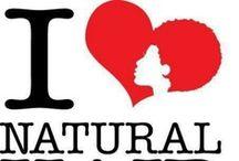 Hairspirations  / Natural hair styles / by Sharlene Sawyer