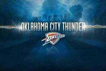 OKC Thunder!! ThunderUp / I'm a Thunder girl! Thunder Up!! / by ✨Libby N. Jackson✨