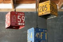 Cool Idea's! / Reinvented / reclaimed or just plan great ideas for many things / by Julie Palmer