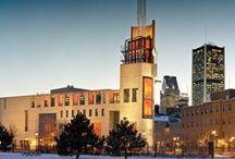 Montreal Museums/Musées / by Hotel Les Suites Labelle