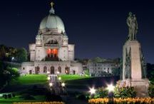 Montreal Sights and monuments/Sites touristiques et monuments / by Hotel Les Suites Labelle