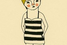 ∴ illustration & Paint ∴ / by .:tatt2brian::.