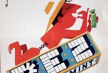 Advertising / Commercial's :.: Art Deco :.: Advertising / by .:tatt2brian::.