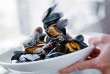 Fish and Shellfish / by Edinburgh New Town Cookery School