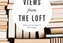 The Amazing Loft Authors / These are book covers from the stellar literary folks who read for us, participate in our events, and even teach for us. So check them out—because they're kind of amazing (both the authors and the books). / by The Loft Literary Center