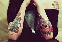 Tattoo inspiration  / by Tiffany Hall