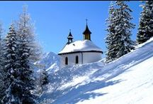 Austria III / Churches and their individual steeples / by made by L