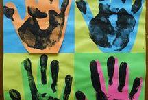 manualidades para hacer con niños / by Patricia Jabonero Aguila